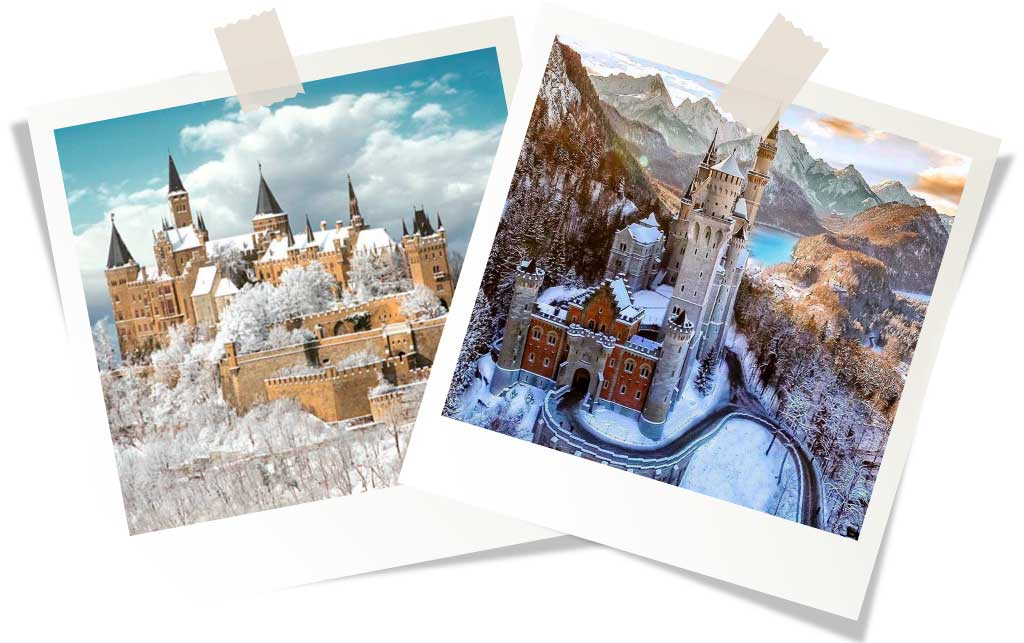 Отдых зимой 2020 за границей