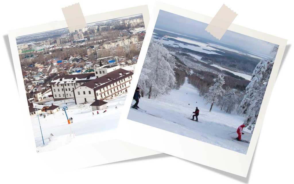 Горнолыжные курорты России 2020