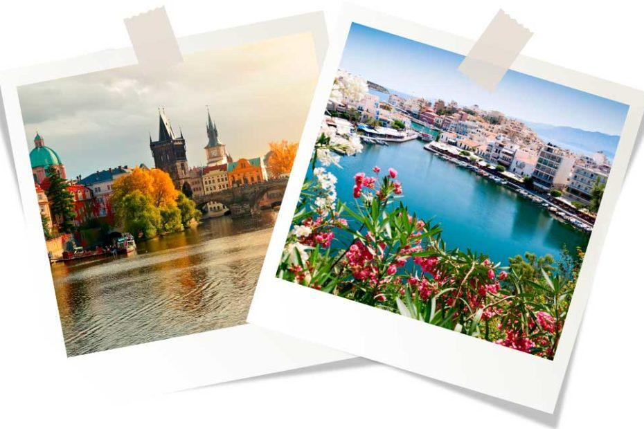 Куда поехать осенью за границу