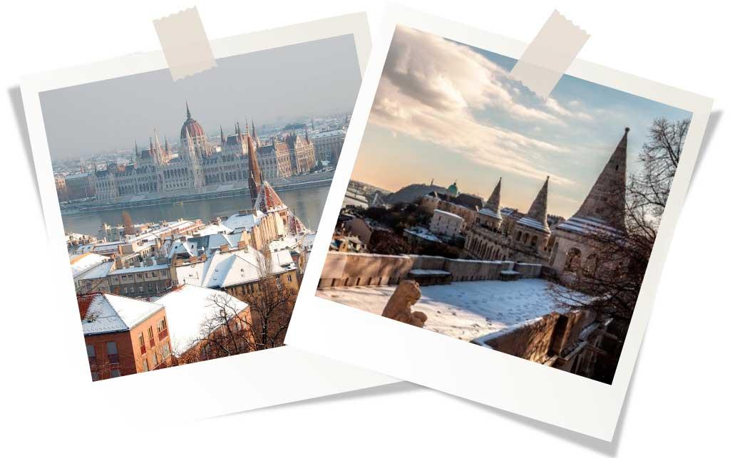 отдых зимой за границей