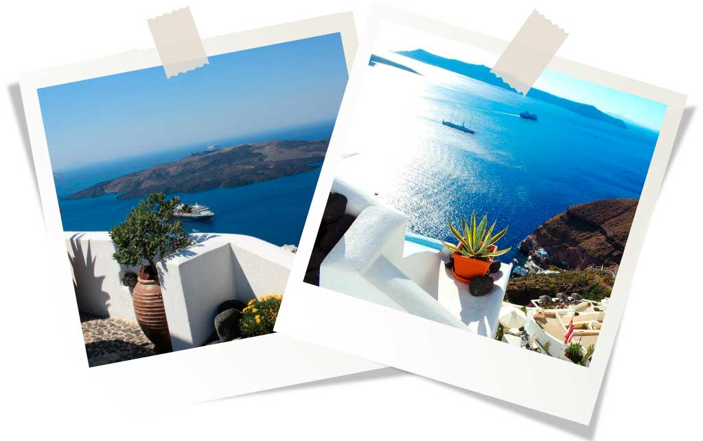 Остров Санторини