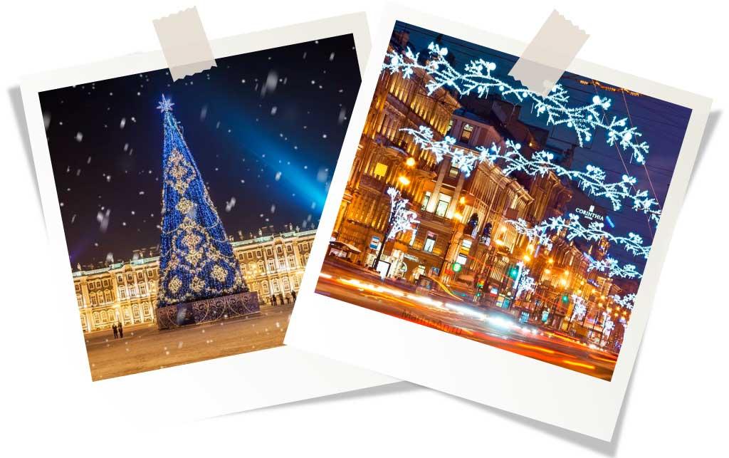 новый год 2021 санкт петербург