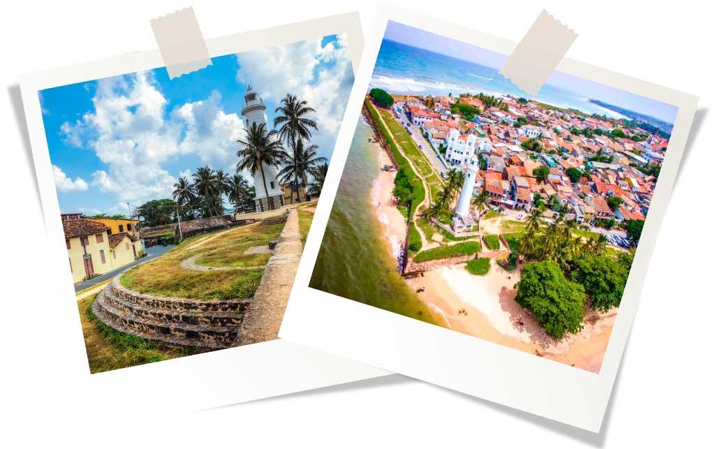 Курорты Шри-Ланки 2020