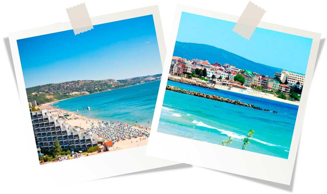 Пляжный отдых в июне