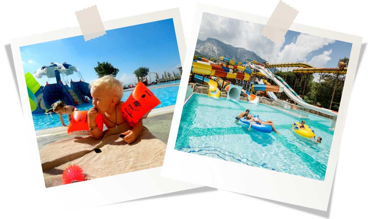 Отдых в Турции с детьми 2020