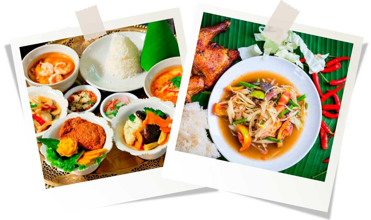 Кухня и рестораны на Пхукете