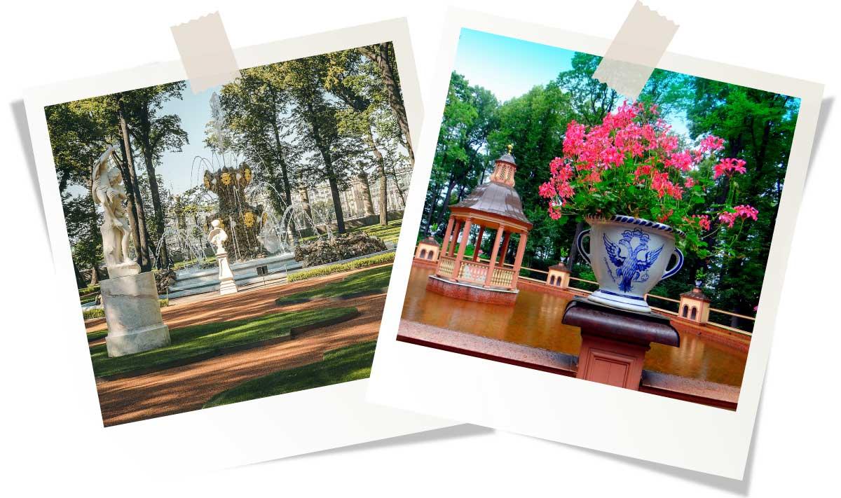 Достопримечательности Санкт-Петербурга: Летний сад