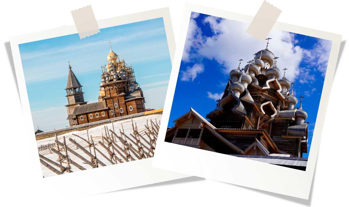 Отдых в Карелии зимой 2020 Кижи
