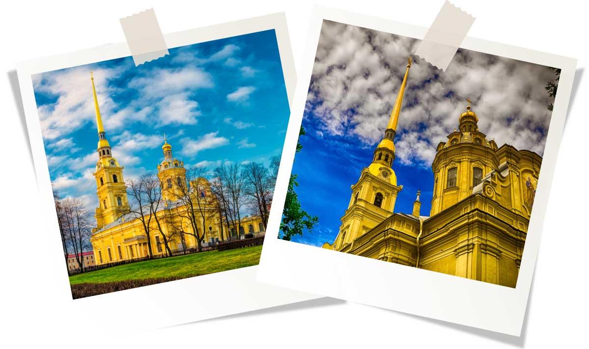 Достопримечательности Санкт-Петербурга: Петропавловский собор