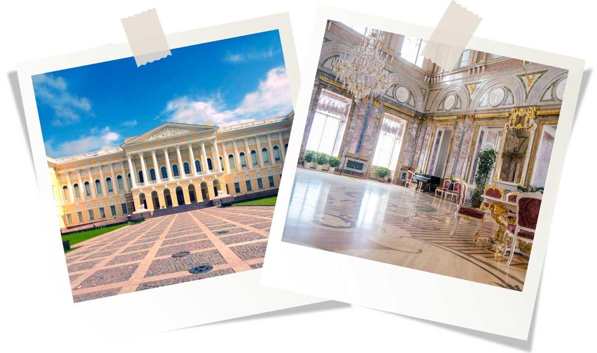 Достопримечательности Санкт-Петербурга: Русский музей
