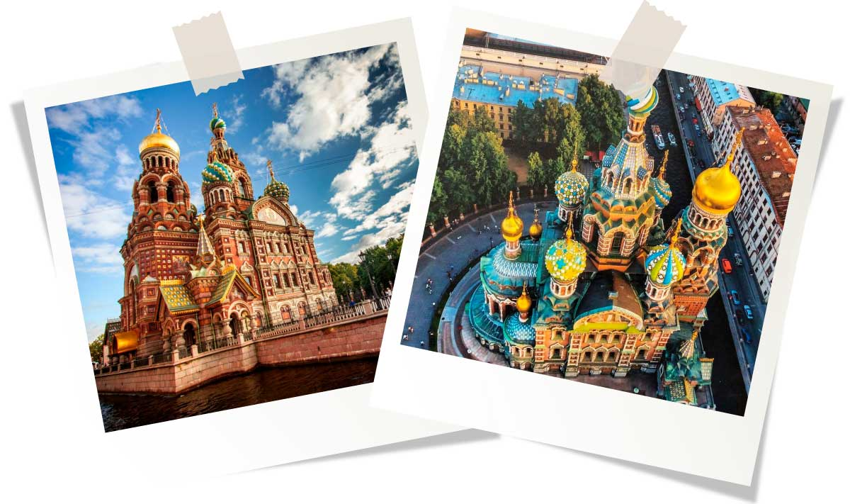 Достопримечательности Санкт-Петербурга: Спас на Крови