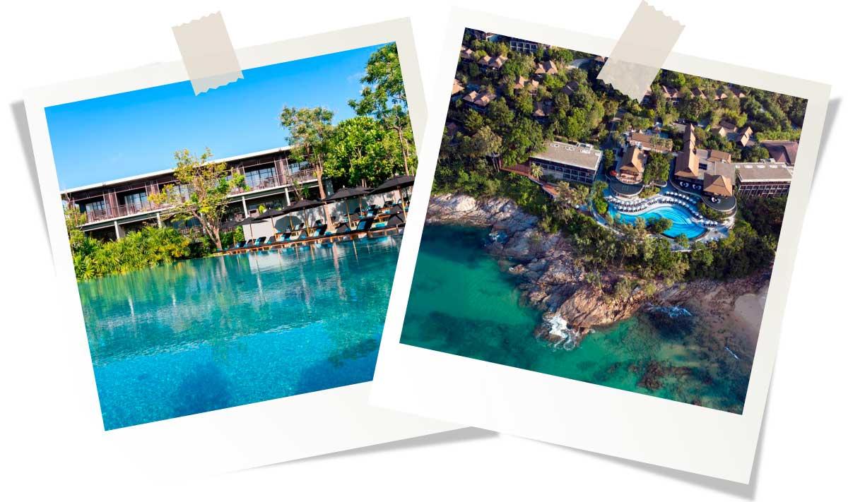 Лучшие отели Пхукета 5 звезд Pullman Phuket Arcadia Naithon Beach