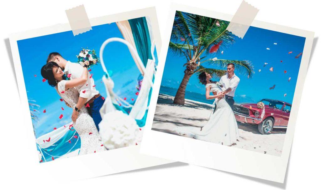 Свадьба в Punta Cana
