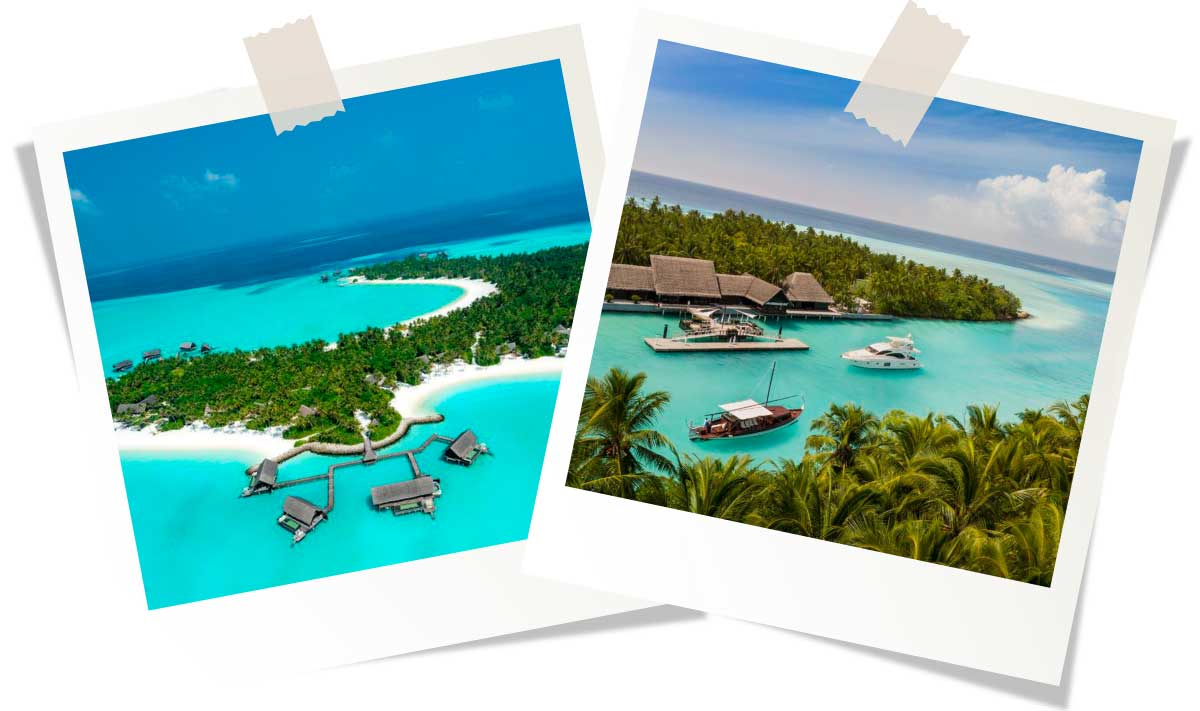 Лучшие отели на Мальдивах